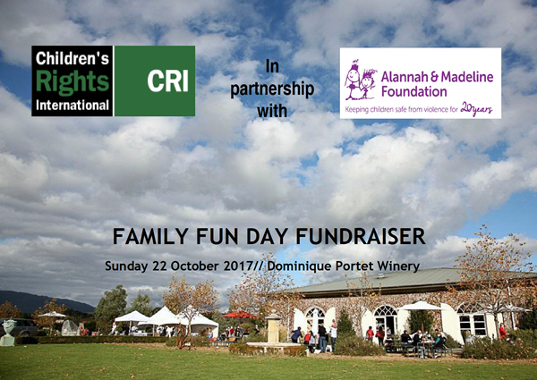 Family Fun Day Fundraiser 2017
